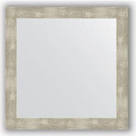 Зеркало в багетной раме Evoform Definite 64x64 см, алюминий 61 мм (BY 3140)