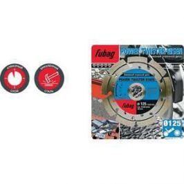 Диск алмазный Fubag 230х22.2мм Power Twister Eisen (82230-3)