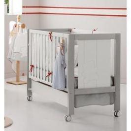 Кроватка Micuna Neus Relax 120*60 grey/white