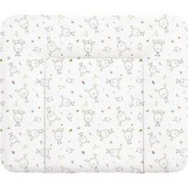 Матраc пеленальный Ceba Baby 70*85 см мягкий на комод Dream Roll-over white W-134-903-100
