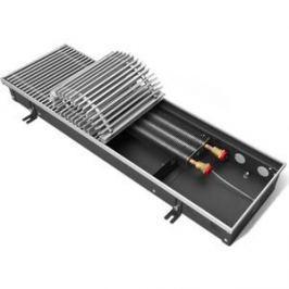 Конвектор отопления Techno внутрипольный с естественной конвекцией без решетки (KVZ 250-85-1400)