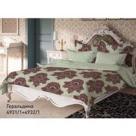 Комплект постельного белья Волшебная ночь 1,5 сп, сатин, Геральдина с наволочками 70x70 (188398)