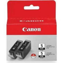 Картридж Canon PGI-5BK Twin Pack Black (0628B030)