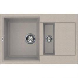 Мойка кухонная Elleci Easy 325, 780x480, granitek (51) LGY32551