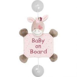 Знак Nattou Baby on board (Наттоу) Nina, Jade & Lili Единорог 987370