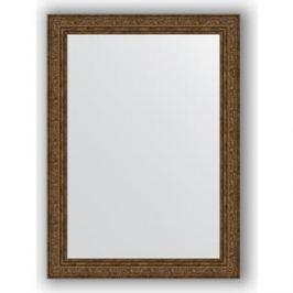 Зеркало в багетной раме поворотное Evoform Definite 54x74 см, виньетка состаренная бронза 56 мм (BY 3041)