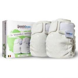 Bambinex Многоразовый тканевый подгузник + вкладыш на кнопках, 2 шт/уп. разм. 2 (10-20 кг) (BB00155)
