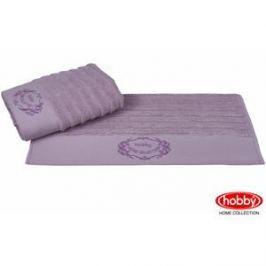 Полотенце Hobby home collection Zafira 50x90 см т.розовый (1607000111)