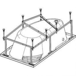 Каркас для ванны Alpen 140x90 (KMA14090)