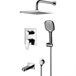 Смеситель для ванны Lemark для ванны (LM4322C)
