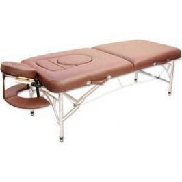 Складной массажный стол Vision Fitness Apollo TopMaster Коричневый (Chocolate)
