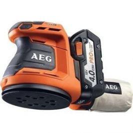Эксцентриковая шлифмашина AEG BEX18-125-0