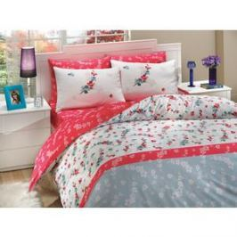 Комплект постельного белья Hobby home collection 1,5 сп, ранфорс, Ilya, синий (1501000241)