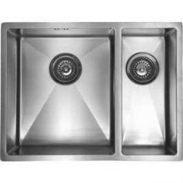 Мойка кухонная Seaman Eco Marino SMV-575R вентиль-автомат (SMV-575R.B)