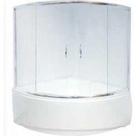 Шторка на ванну Aquanet Malta 150х150х135 см (154814)