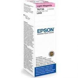 Чернила Epson Stylus Photo L800 светло-пурпурный (C13T67364A)
