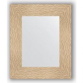 Зеркало в багетной раме Evoform Definite 46x56 см, золотые дюны 90 мм (BY 3021)