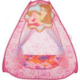 Игровая палатка Ching-Ching Принцессы+ 100 шаров (CBH-13)