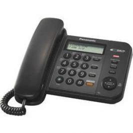 Проводной телефон Panasonic KX-TS2358RUB