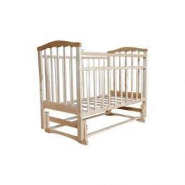 Кроватка Агат Золушка 3 (шоколад) 52102
