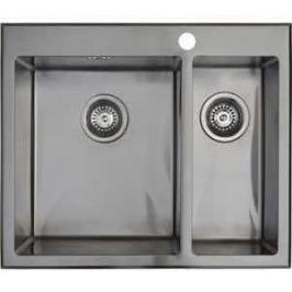 Мойка кухонная Seaman Eco Marino SMB-6151DLS вентиль-автомат (SMB-6151DLS.B)