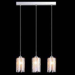 Подвесной светильник Eurosvet 50001/3 хром