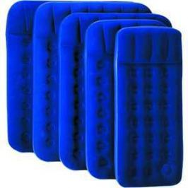 Кровать флокированная Bestway 188х99х23см синяя (67001N)