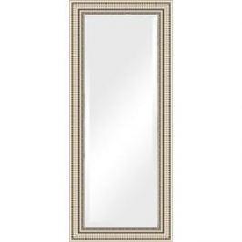 Зеркало с фацетом в багетной раме поворотное Evoform Exclusive 67x157 см, серебряный акведук 93 мм (BY 1288)
