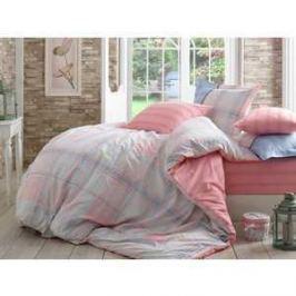 Комплект постельного белья Hobby home collection 2-х сп, поплин, Carmela, розовый (1607000016)
