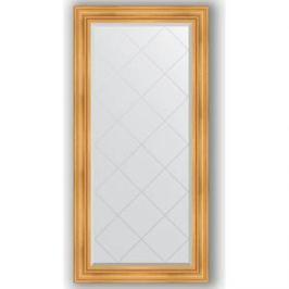 Зеркало с гравировкой поворотное Evoform Exclusive-G 79x161 см, в багетной раме - травленое золото 99 мм (BY 4288)