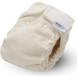 Bambinex Многоразовый тканевый подгузник + вкладыш на кнопках разм.1 (3,5-10 кг) (BB00039)