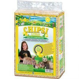 Наполнитель Cat's Best Chipsi Mais Citrus кукурузный с ароматом цитрусовых для грызунов и птиц 4,6кг (10л)