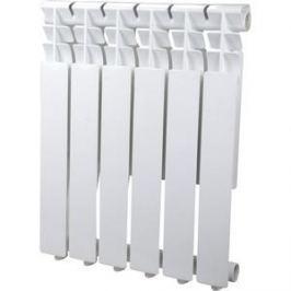 Радиатор отопления Sira алюминиевый литой Omega AS 500 - 6 секций (CFOM05000675)