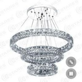 Управляемый светодиодный светильник Estares AKRILIKA 80W 3R-600-CLEAR-220-IP20
