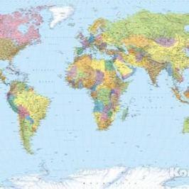 Фотообои Komar World ap (3,68х2,48 м) (XXL4-038)