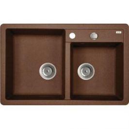 Кухонная мойка IDDIS Vane G 500x780 шоколад (V35C782i87)