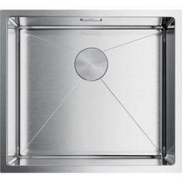 Кухонная мойка Omoikiri Taki 49-U/IF-IN, 490x440, нержавеющая сталь (4973045)