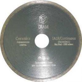 Диск алмазный Diam 230х22.2мм Ceramics
