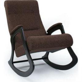 Кресло-качалка Мебель Импэкс МИ Модель 2 венге, обивка Malta 15 А