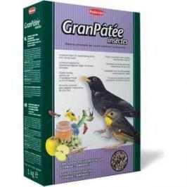 Корм Padovan GRANPATEE Insectes комплексный с насекомыми для насекомоядных птиц 25кг