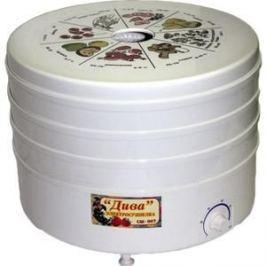 Сушилка для овощей Ротор Дива СШ - 007 с 3 решетами в цветной упаковке