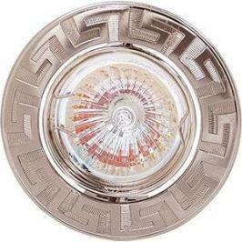 Точечный светильник Horoz HL779 матовый хром 015-012-0050