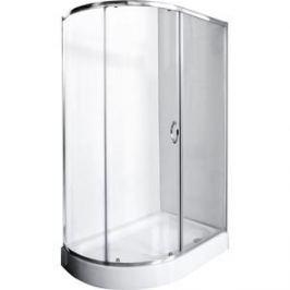 Душевой уголок Rush Fiji 120x80 см профиль хром, стекло прозрачное (FI-A180120-R)