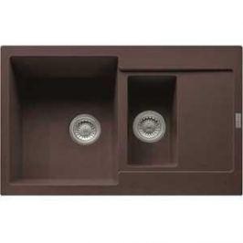 Кухонная мойка Franke MRG 651-78 шоколад (114.0198.351)