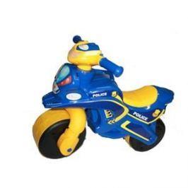 Байк музыкальный DOLONI Полиция синий/желтый (0139/57)