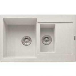Кухонная мойка Franke MRG 651-78 белый (114.0198.336)