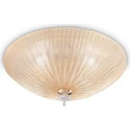 Потолочный светильник Ideal Lux Shell PL3 Ambra