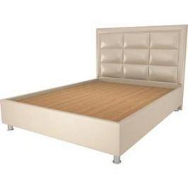 Кровать OrthoSleep Виктория бисквит жесткое основание 200х200