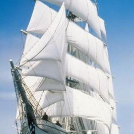 Фотообои Komar Sailing Boat 86 х 220см. (2-1017)