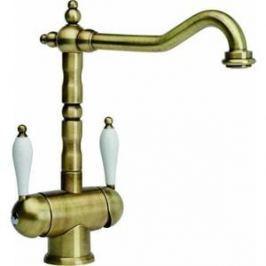 Смеситель для кухни под фильтр Franke Old England Clear Water бронза (115.0370.684)